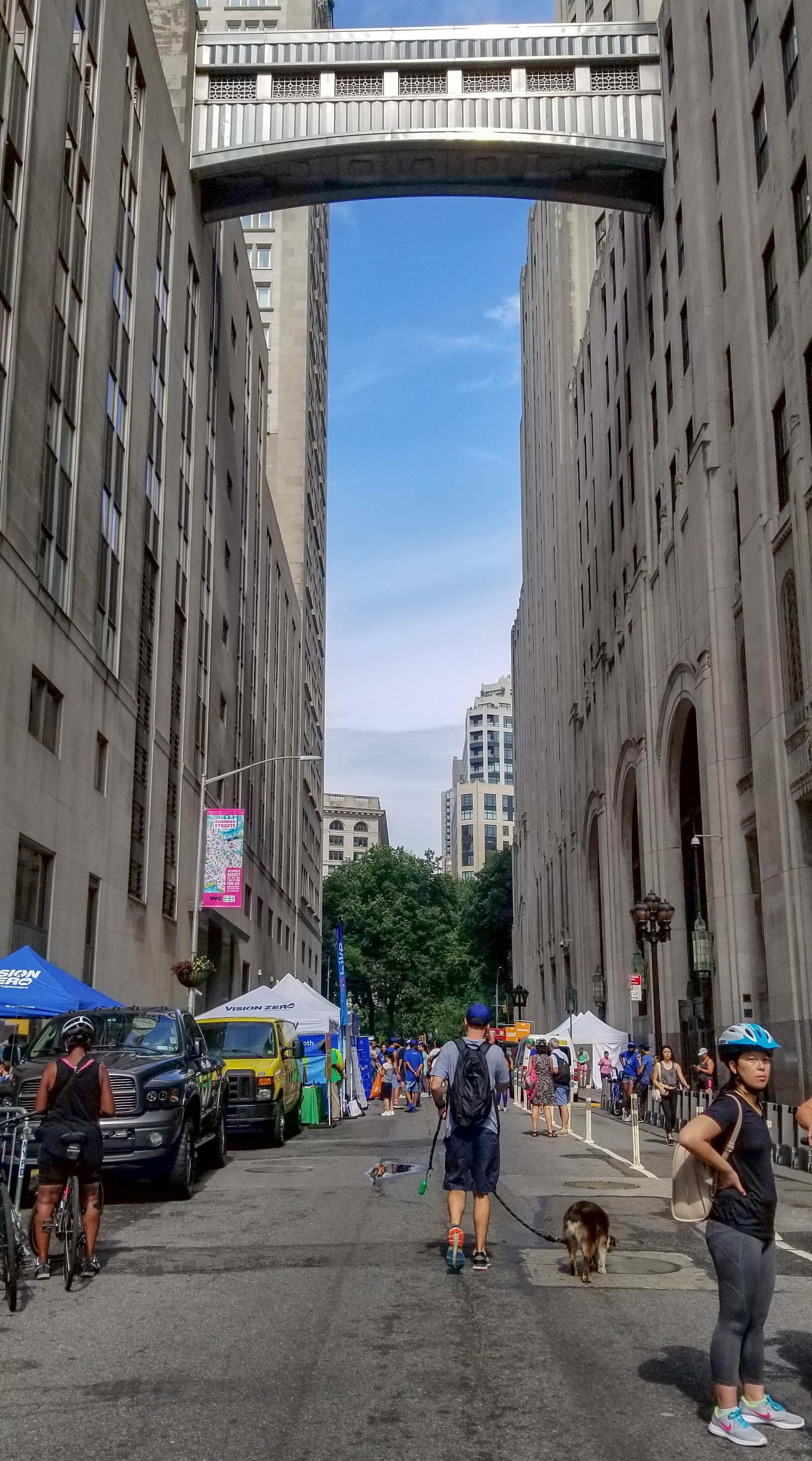 Summer Streets 2018 at Park Avenue