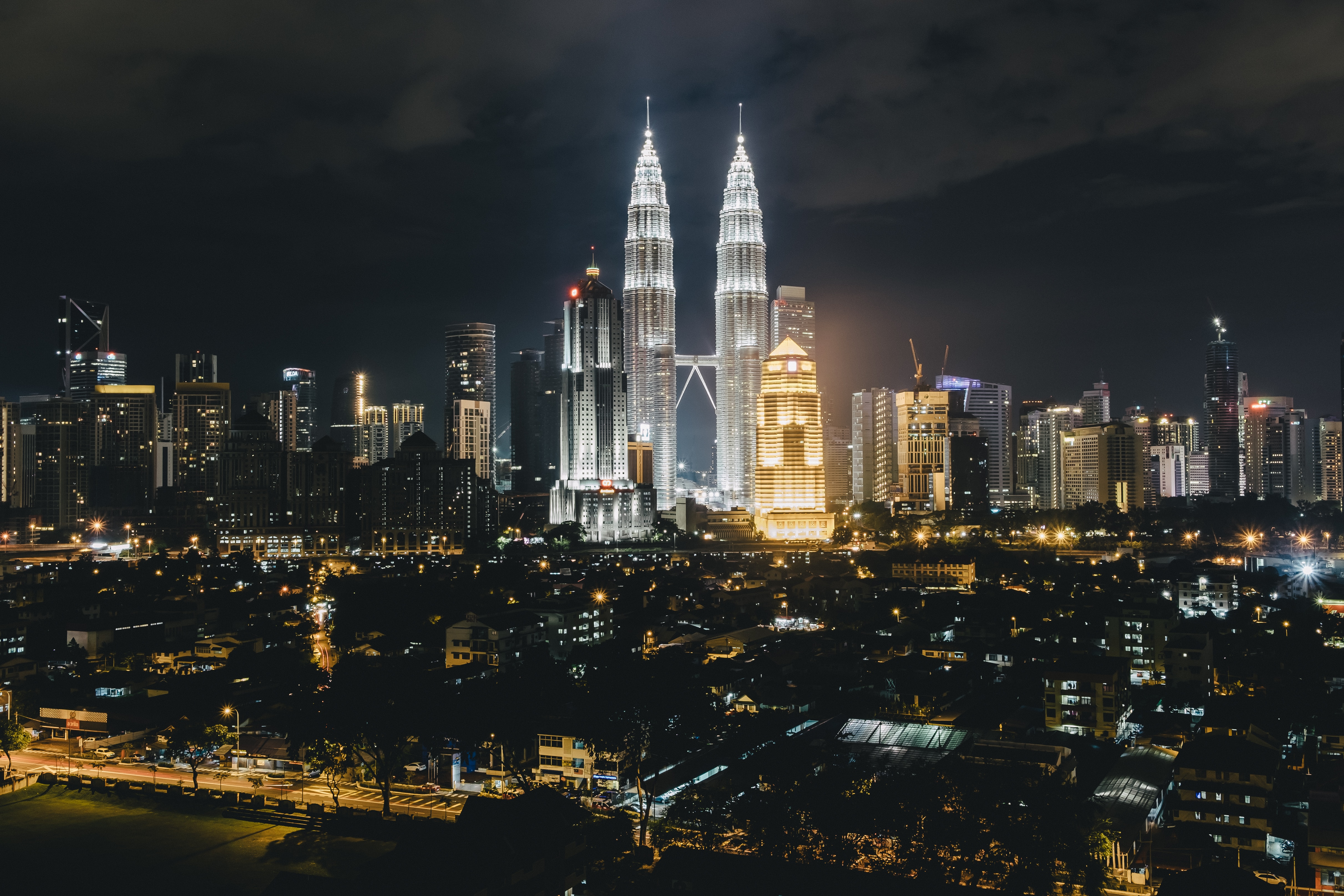 Twin Towers, Kuala Lumpur