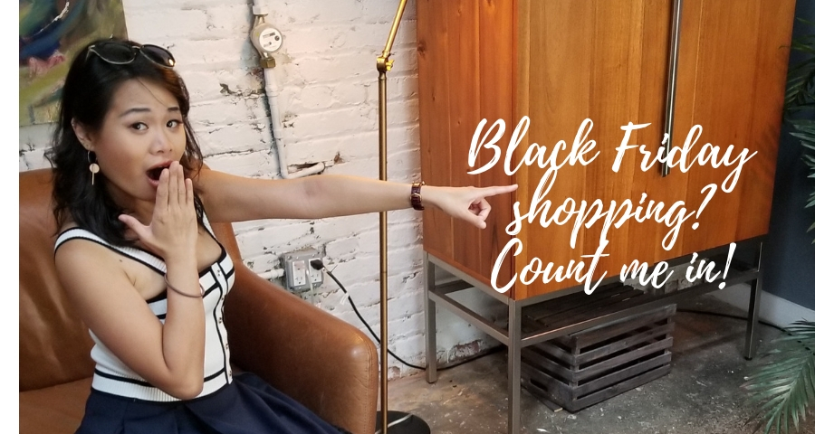 5 essential tips for Black Friday shopping!