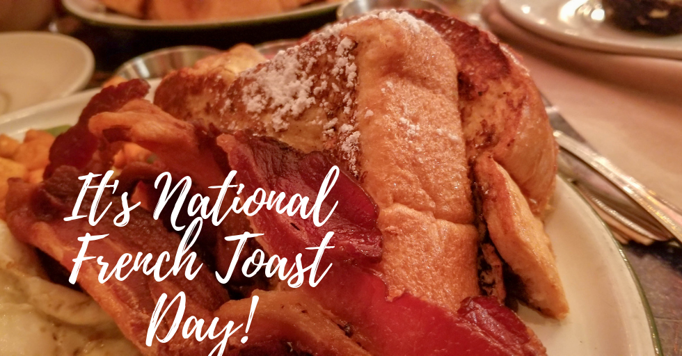 National French Toast Day in New York City
