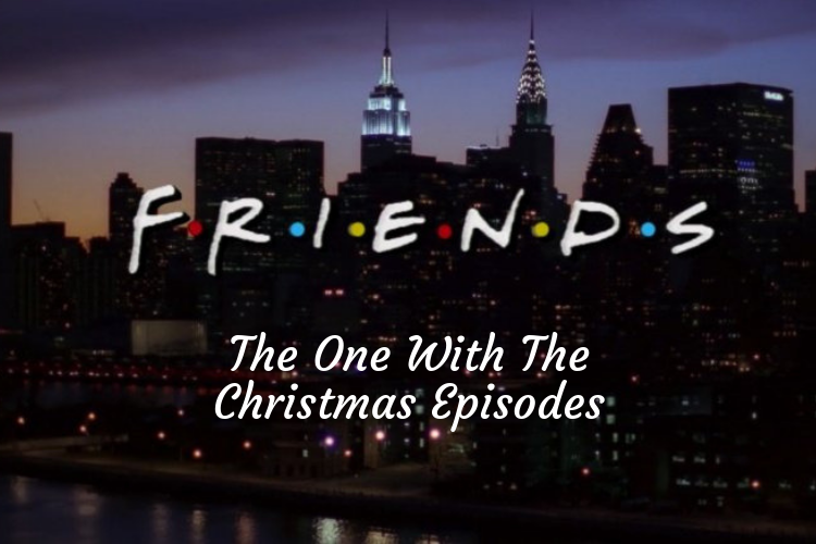 friends tv show christmas episodes