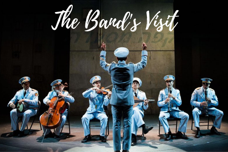 The Band's Visit for Broadway Week