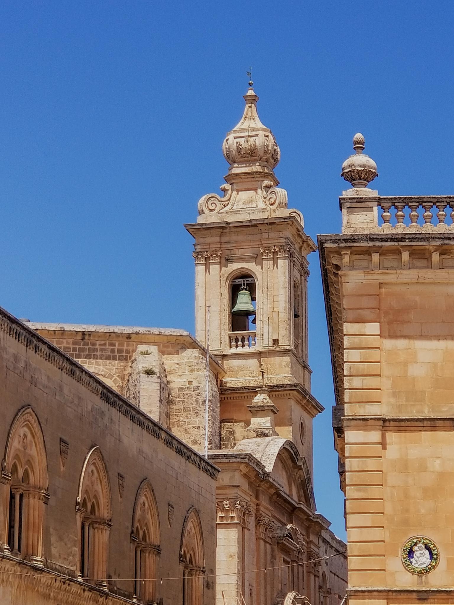 Mdina bell tower