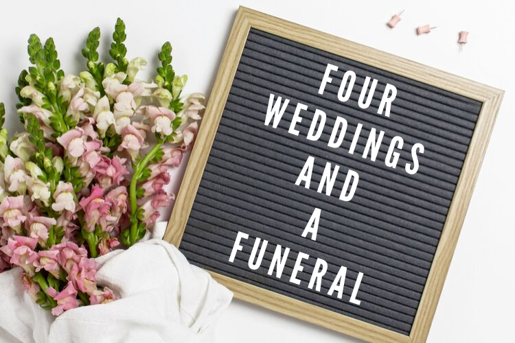 four weddings and a funeral on hulu mindy kaling