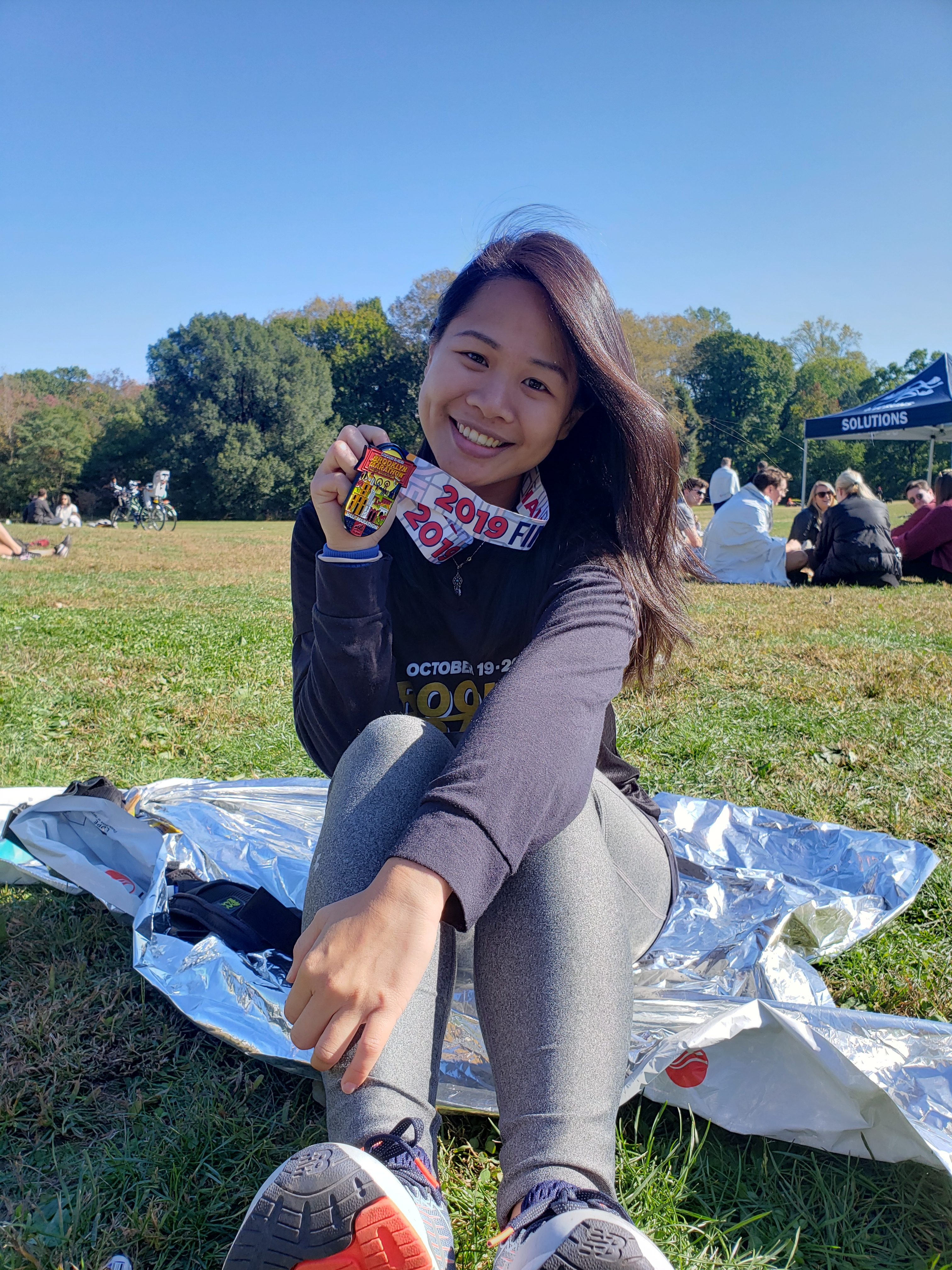 Brooklyn marathon and half marathon October 2019