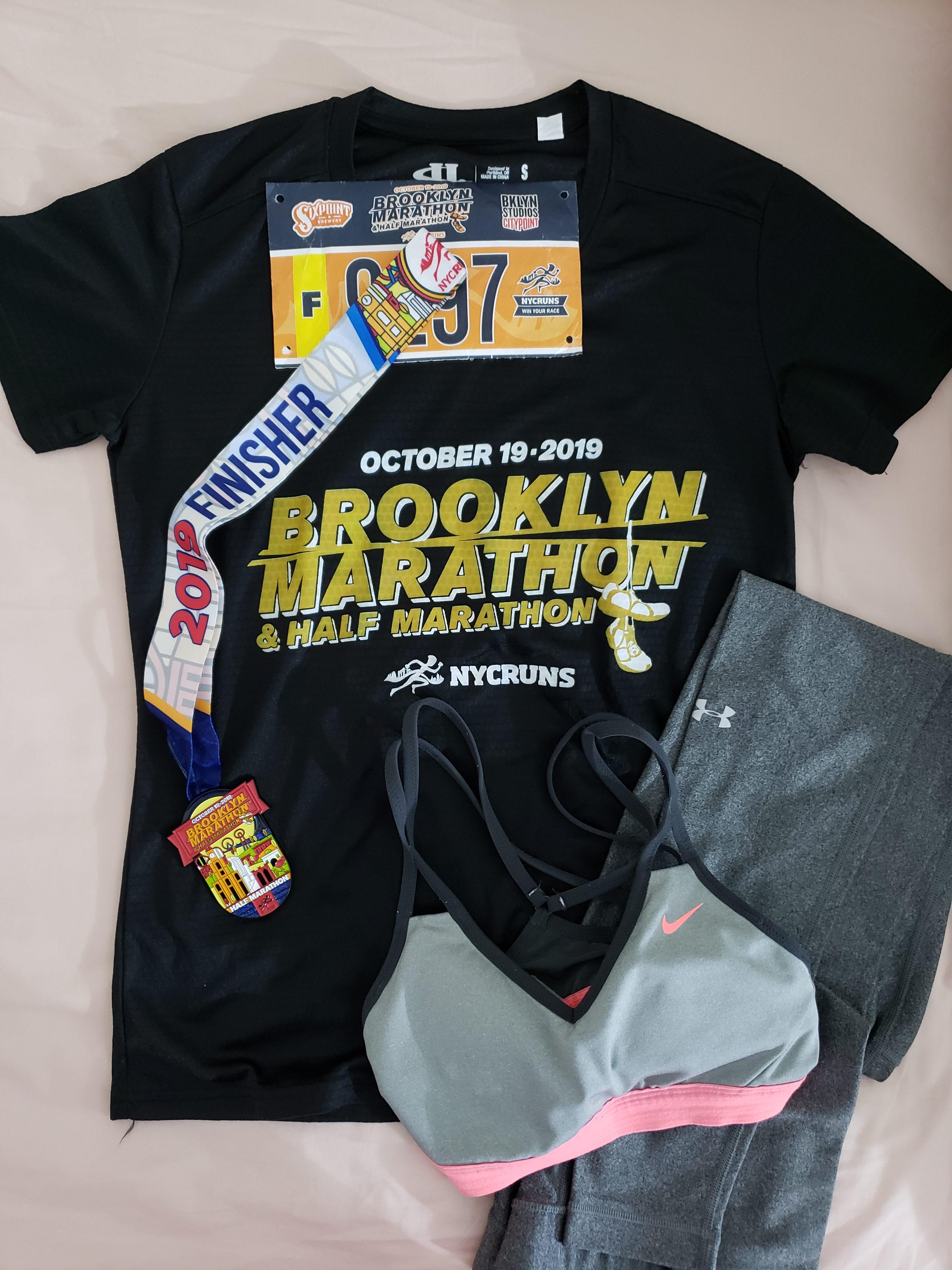 brooklyn half marathon nyc
