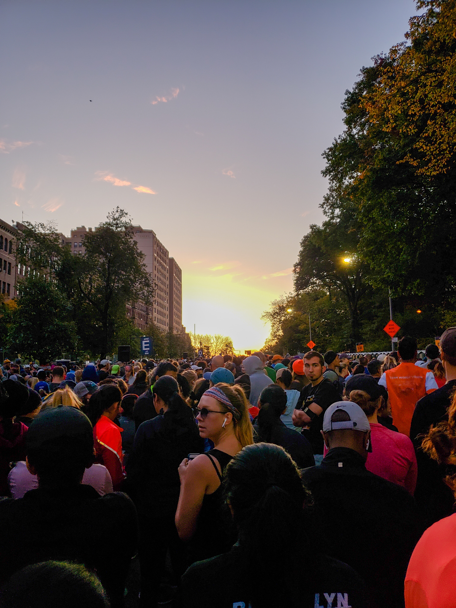 Brooklyn half marathon October 2019