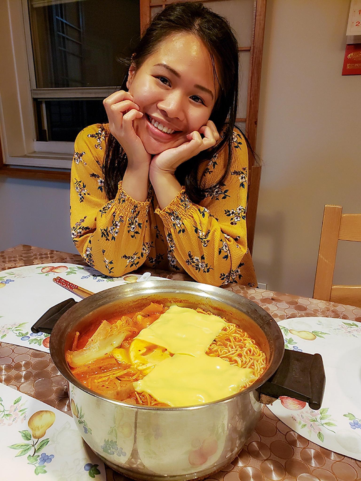 presenting: budae jjigae aka army stew