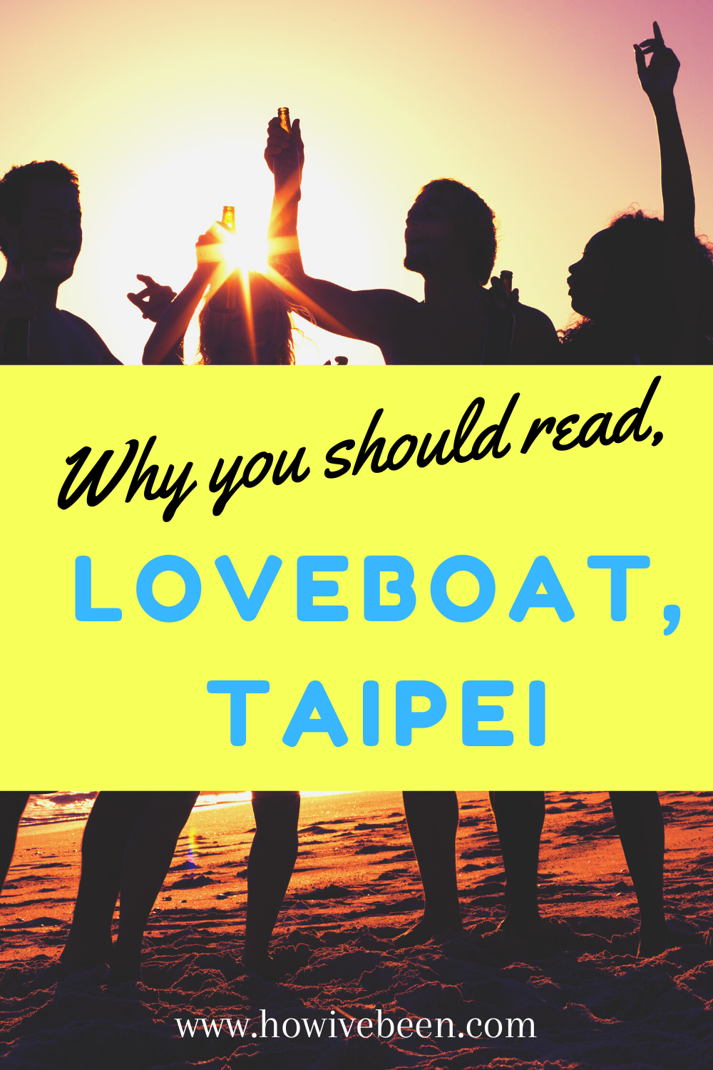 Loveboat, Taipei by Abigail Hing Wen book review