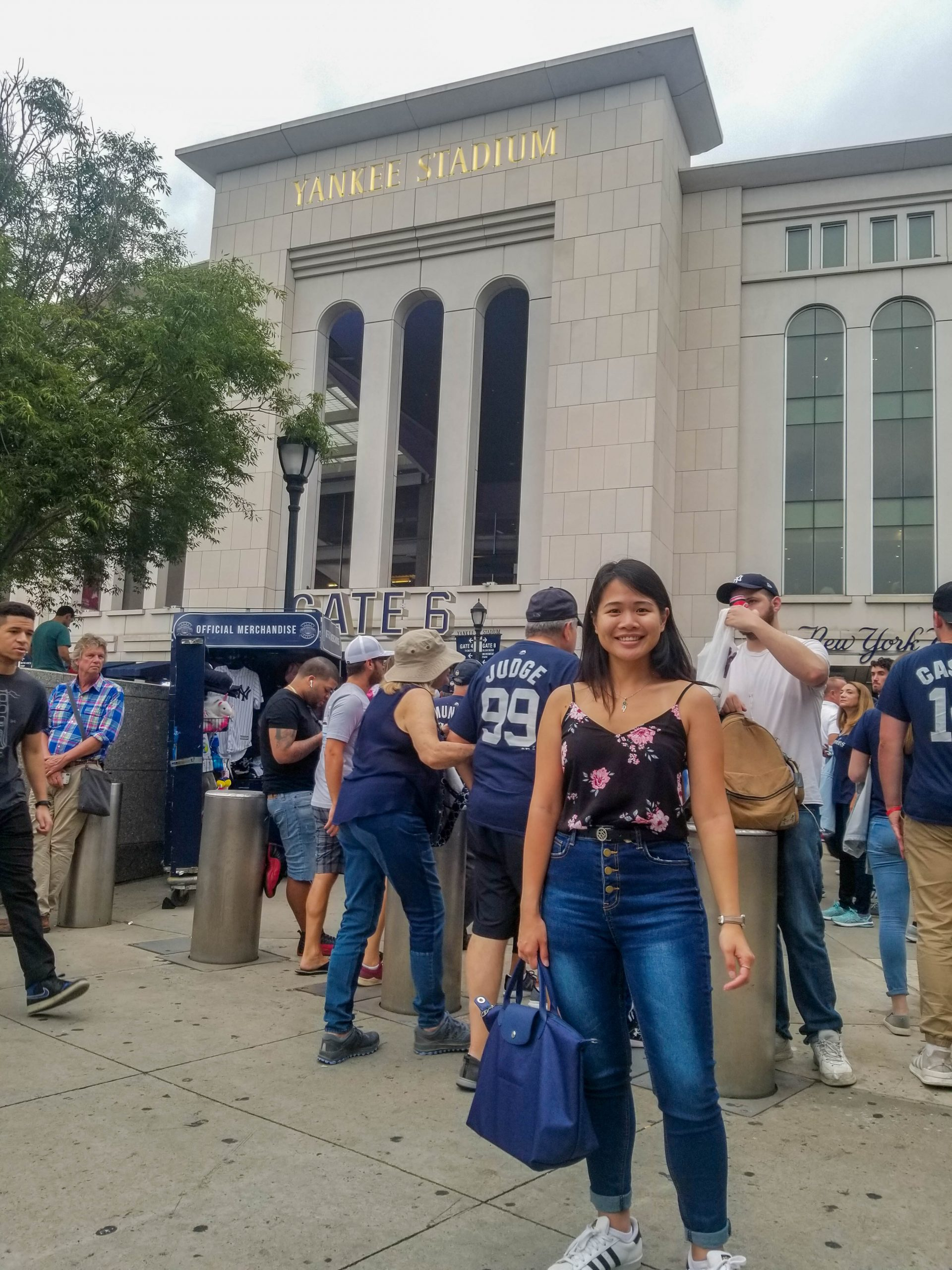 yankee stadium july 2019