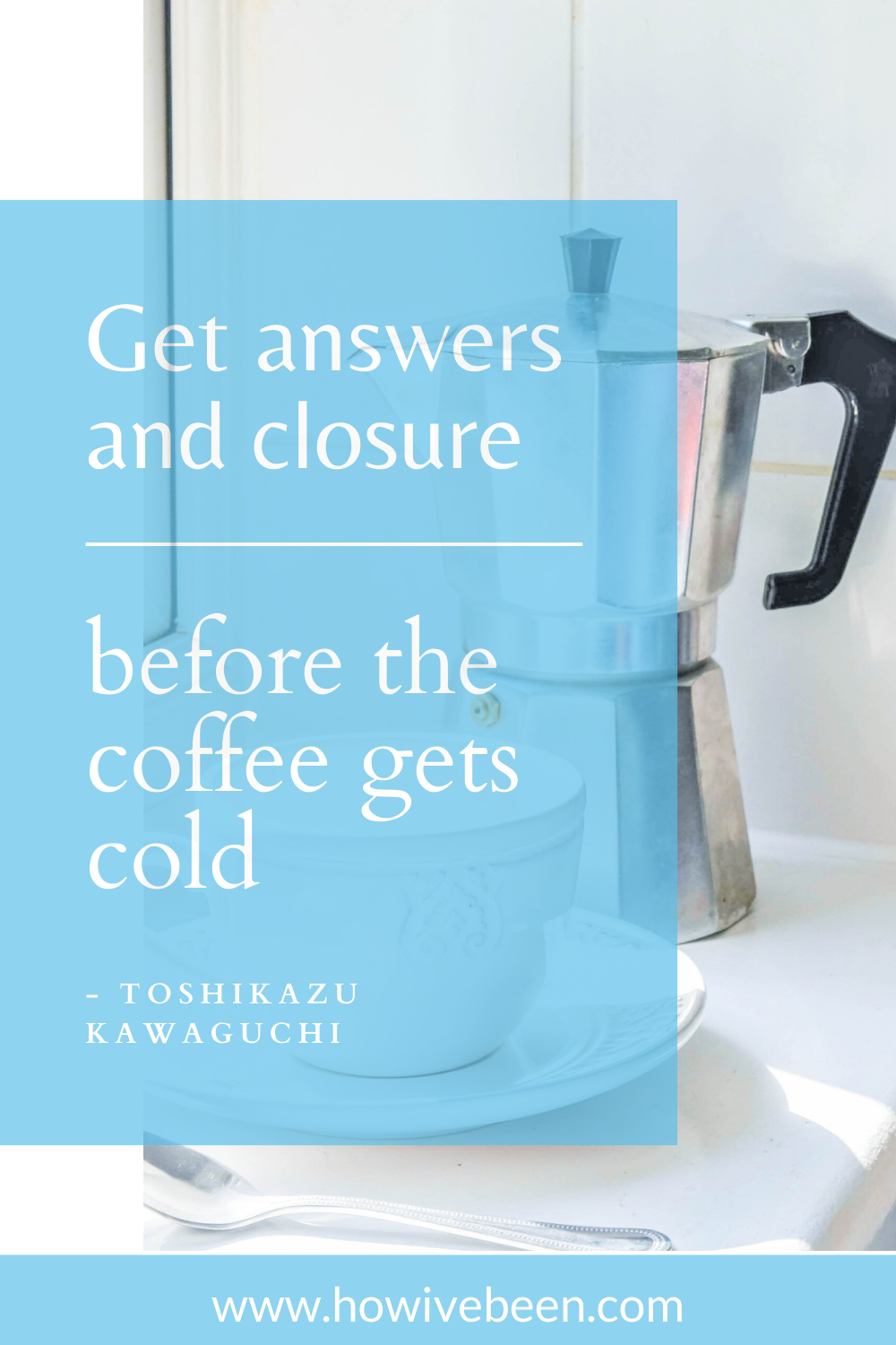 before the coffee gets cold toshikazu kawaguchi book review