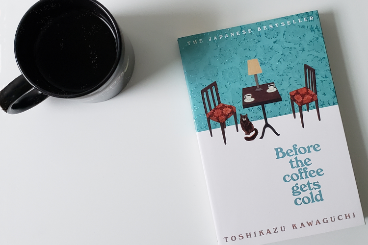 before the coffee gets cold book review