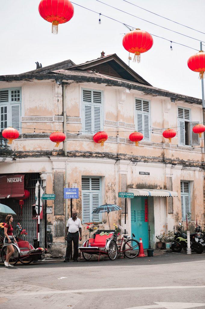 chinese new year penang malaysia